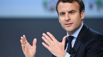 Rus istihbarat servisinin Macron'la ilgili bilgi topladığı iddia edildi