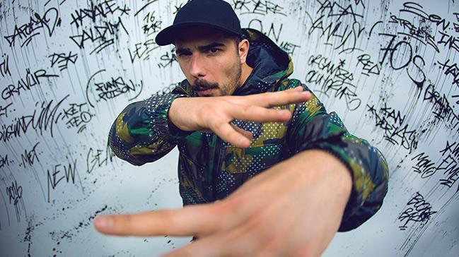 'Rap müzikle kardeşlik duygusunu tatttım'