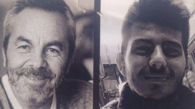 Erol Olçok ve oğlu Abdullah 15 Temmuz'da sırtından vurulmuş