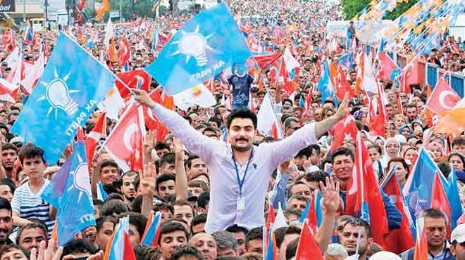 AK Parti'den teşkilatlara 'gençleşin' uyarısı
