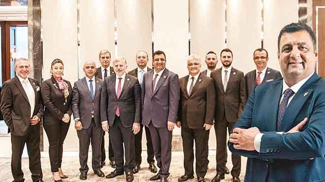 Türk-Amerikan ticariilişkilerinde yeni sayfa