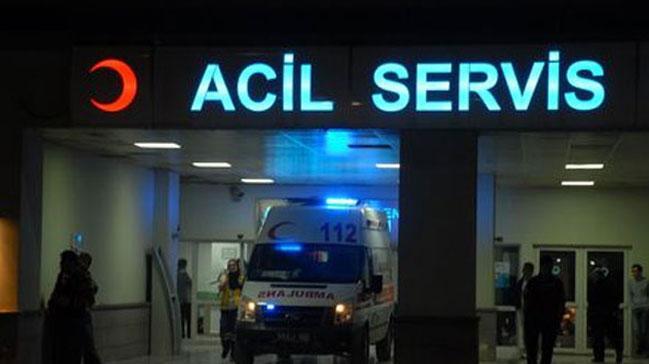 Kocaeli'de trafik kazası 8 yaralı