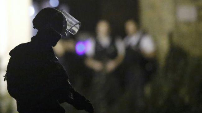 Fransa'da terör alarmı Tren istasyonunu boşaltıldı