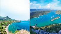 10 günlük tatil için farklı iki alternatif