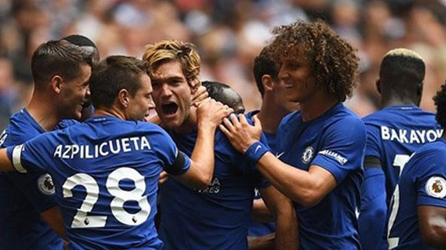 Chelsea deplasmanda Tottenham'ı 2-1 mağlup etti
