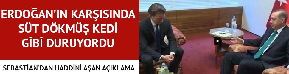 Avusturya Dışişleri Bakanı'ndan haddini aşan açıklama