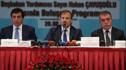 Başbakan Yardımcısı Çavuşoğlu: Kılıçdaroğlu akıl tutulması yaşıyor