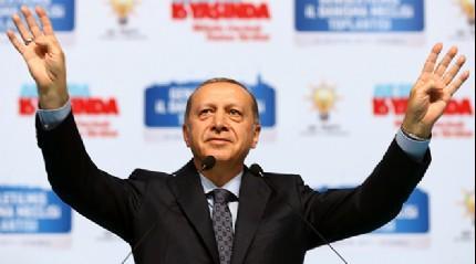Cumhurbaşkanı Erdoğan: Eğer racon kesilecekse bizzat kendim keserim