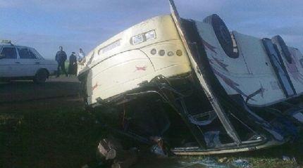 Güney Afrika'da minibüs kazası: 18 ölü