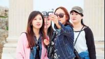 Türkiye'nin hedefi1 milyon Çinli turist