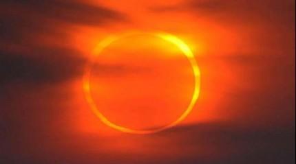 Güneş tutulmasına saatler kaldı