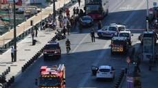 Fransa'da büyük şok! Araç kalabalığın arasına daldı