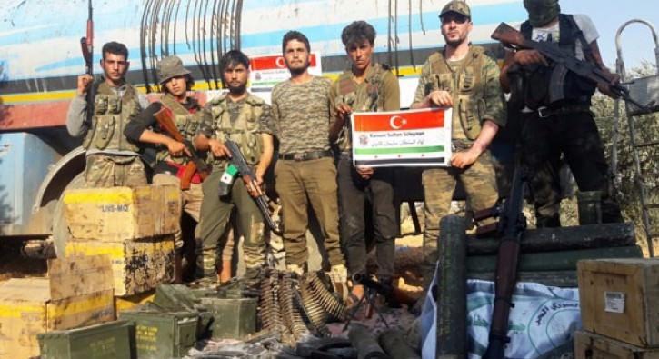 Sınırda sıcak gelişme YPG'ye soğuk duş
