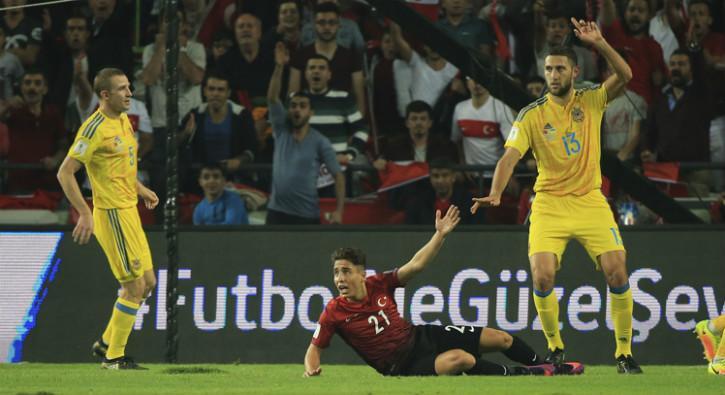 Türkiye maçı ne zaman? Ukrayna Türkiye hangi kanalda saat ...