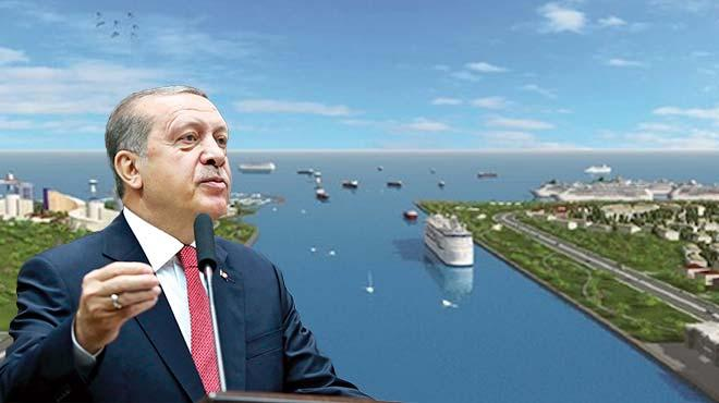 Kanal İstanbul güzergahı için etüt sözleşmesi imzalandı