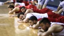 A Milli Basketbol Takımı Letonya hazırlıklarını tamamladı
