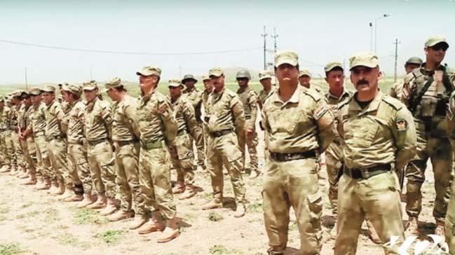 Kuzey Irak'ta kurulacak sözde devlet İsrail'in kara gücü olacak