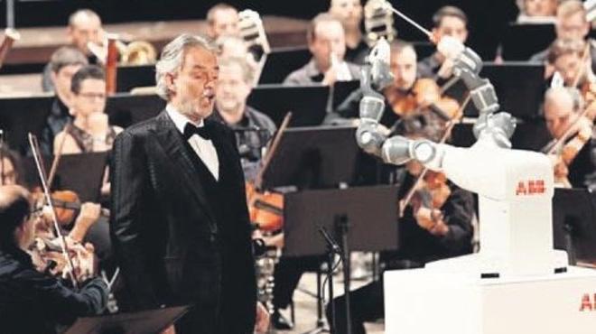 Yapay zekâ orkestra yönetti