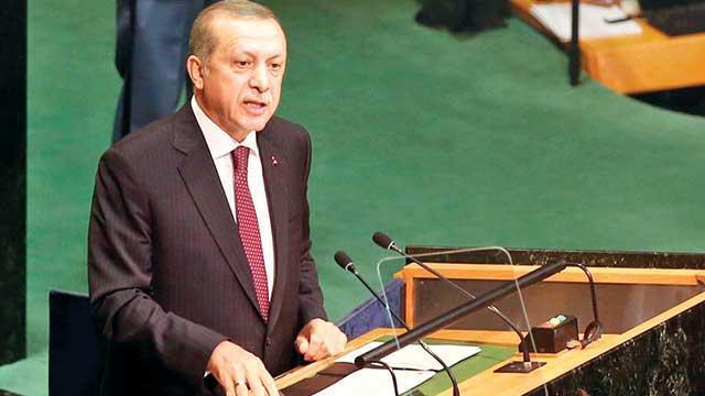 'Teröriste yardımı insani zulmü dünyaya haykıracak'