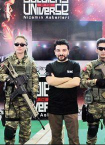 Türkiye'nin ilk hikâye tabanlı FPS oyunu 'Soldiers of The Universe'