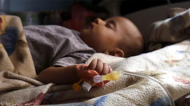 Nijerya'da koleradan ölenlerin sayısı 48'e yükseldi