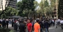 Meksika'da şiddetli deprem Çok sayıda ölü var