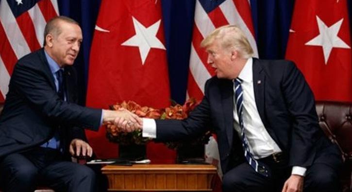 Erdoğan-Trump Zirvesi sona erdi