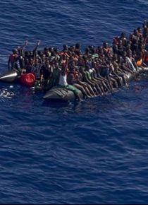 Akdeniz'de facia! 100'den fazla kayıp...