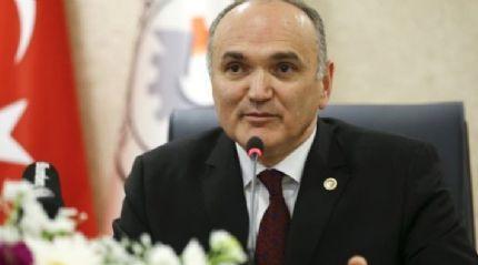 Bilim, Sanayi ve Teknoloji Bakanı Özlü: Hiçbir tehdide boyun eğmeyeceğiz