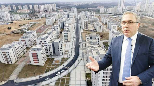 TOKİ Kayasehir'de 39.179 başvuruyla rekor kırdı