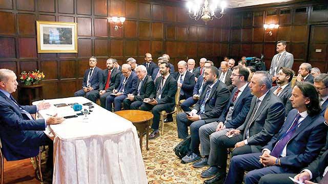 Cumhurbaşkanı Erdoğan: O topraklar sadece Kürtlerin ülkesi değil