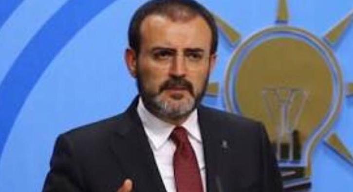 AK Parti Sözcüsü Mahir Ünal:  Bunları bir nöbet değişimi olarak görmek lazım