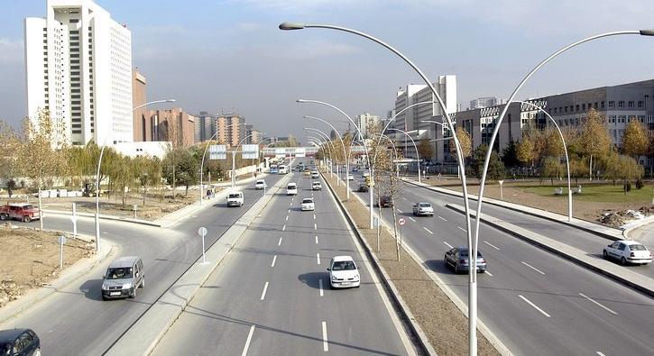 Ankara'da bazı yollar trafiğe kapanacak
