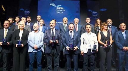 Platin İş Kitapları Ödülleri sahiplerini buldu