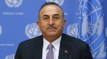 Dışişleri Bakanı Çavuşoğlu: Türkiye tüm dünyada EAGÜ'yü destekliyor
