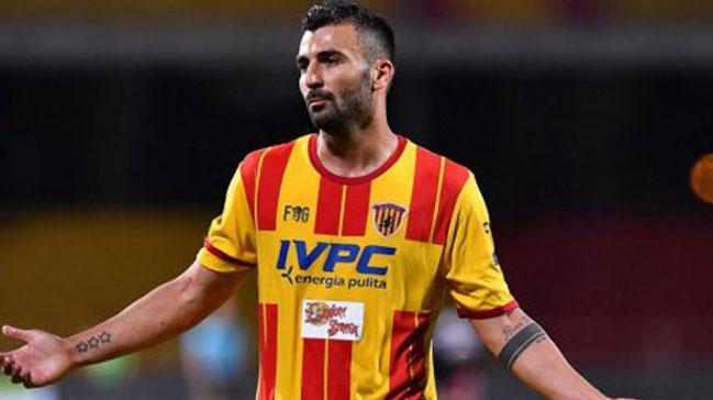 Benevento kaptanı Lucioni dopingli çıktı