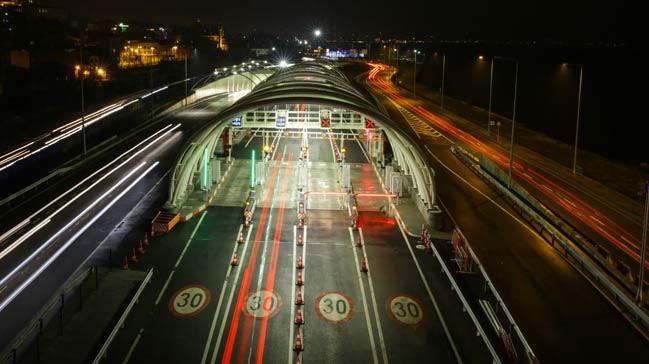 'Avrasya Tüneli'nden ihlalli geçiş' açıklaması