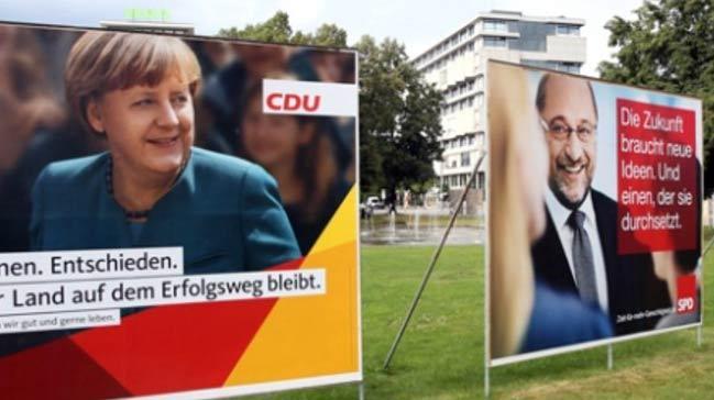 Avrupa'da gözler Almanya seçimlerinde! Yarın kritik gün...