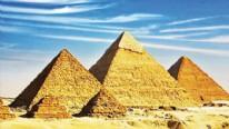 Piramitlerin sırrı en sonunda çözüldü