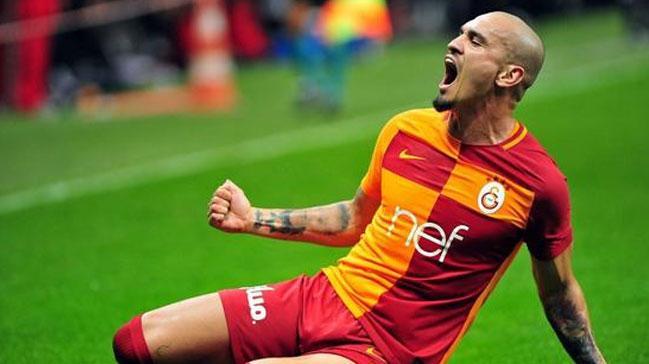 Maicon Galatasaray'ı reddedemezdim