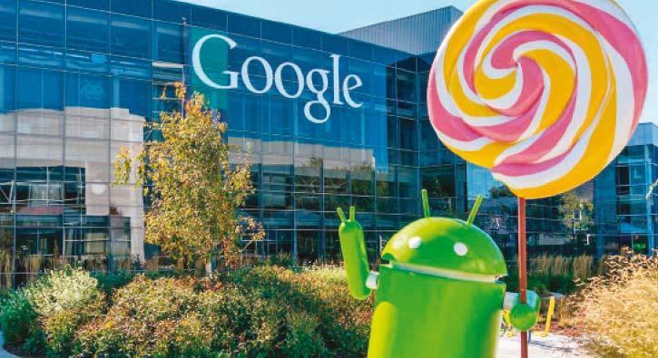 Rekabet Kurumu'ndanGoogle'a ceza uyarısı