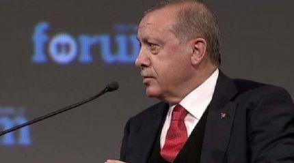 Cumhurbaşkanı Erdoğan: Sen çiftliktekini ver bakalım