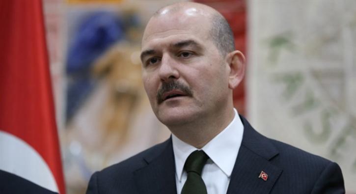 İçişleri Bakanı Soylu: ABD'ye de Avrupa'ya da kapak olsun
