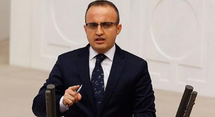 AK Parti Grup Başkanvekili Bülent Turan: CHP'ye buradan ekmek çıkmaz