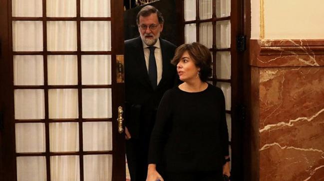İspanya'dan ilk adım: Katalonya artık Santamaria'dan sorulacak