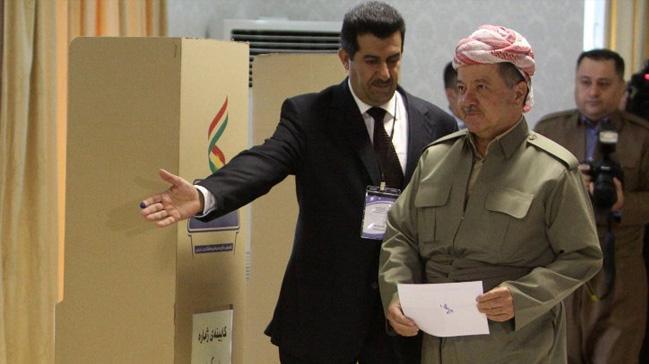 Irak Türkmenlerinden referandum tepkisi