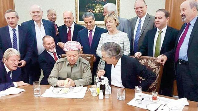 Fransız diplomat Tissot'tan itiraf: Barzani'yi yanlış yönlendirdik