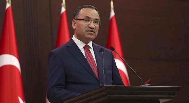 Hükümet Sözcüsü Bekir Bozdağ: Türkiye'deki tek faşist parti CHP'dir