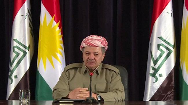 Barzani işgal altında tuttuğu Kerkük petrolünü gizli gizli İsrail'e satıyordu