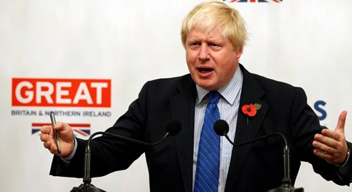 İngiltere Dışişleri Bakanı Johnson: Türkiye jeostratejik olarak hepimiz için önemli
